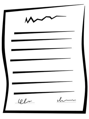 Брачный договор - как его составить