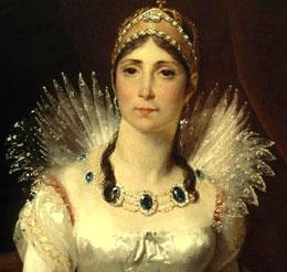 Жозефина - любовница и жена Наполеона Бонапарта