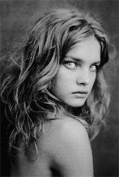Наталья Водянова - топ модель, актриса
