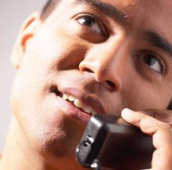 как разговаривать по телефону