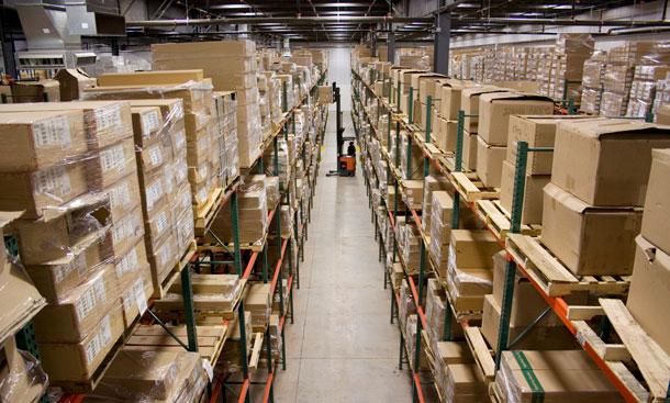 увеличение продаж со склада