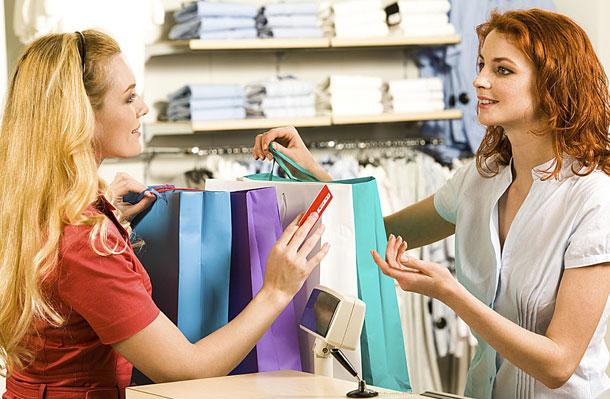 влияние на покупателей