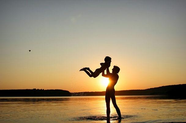 красивая картинка про счастье